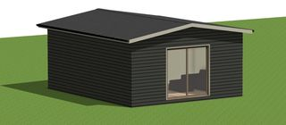1Bdrm Sleepout 30sqm Gable