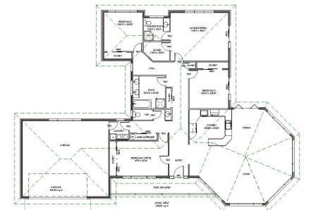 Entertainer 210 Floor Plan